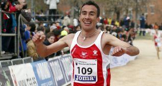 Marhoum, campeón de España, positivo por EPO y suspendido