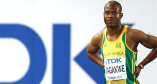 Magakwe (9.98 en 100 m), 2 años de sanción por evitar un control