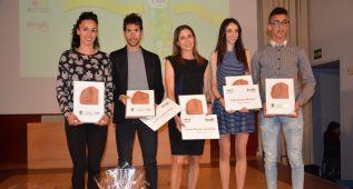 Javi Guerra y Diana Martín, los mejores en los premios ANOC