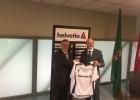 Helvetia asegura tres años el patrocinio del Anaitasuna