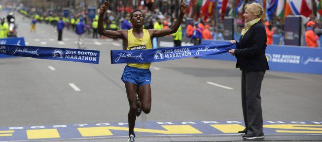 Desisa, ganador de 2013, vuelve a llevarse la Maratón de Boston