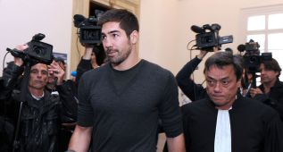 Nikola Karabatic pasará por el juzgado francés el 15 de junio