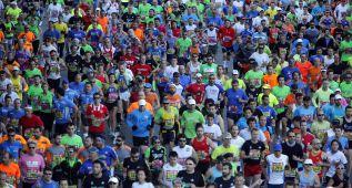 Maratón de Madrid: 15.000 corredores y Ezequiel Kiptoo