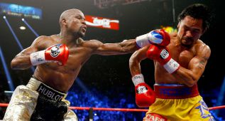 Mayweather-Pacquiao, el combate del siglo