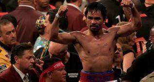 """Pacquiao: """"Hice un buen combate y creo que lo gané"""""""