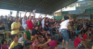 Filipinas, indignada y decepcionada por la derrota