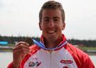 Benavides, segundo bronce a España tras el logrado por el K4