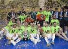 Alcalá de Henares celebra la Copa del Rey del Inter