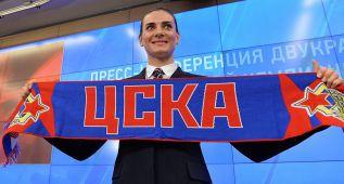 La capitana Yelena instruirá a los atletas del Ejército ruso