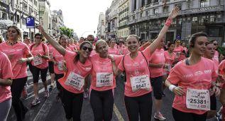La Carrera de la Mujer acoge a 32.000 atletas en Madrid