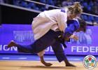 Jornada en blanco en el Grand Slam de Judo en Baku