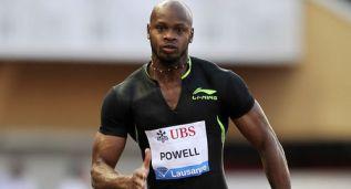 Powell logra su marca 84 por debajo de 10.00 en 100m