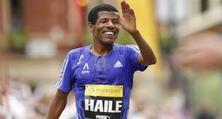 """Gebrselassie: """"Me retiro de la competición, no del running"""""""