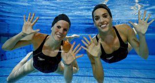 El dúo español cierra la Copa de Europa con otro bronce