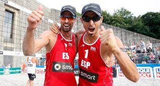 España coloca a 4 parejas en el camino hacia los Juegos