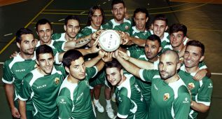 El Elche CF Sala se jugará el ascenso a Primera en casa