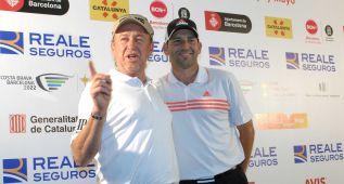 Sergio y Jiménez, los jefes de filas en el Open de España