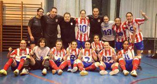 El Atlético Navalcarnero revalida su título de campeón