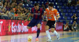 Ya hay semifinales: Barça-ElPozo e Inter Movistar-Palma