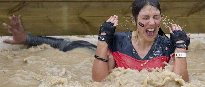 The Mud Day roza los 5.000 participantes en su recta final
