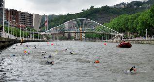 El Bilbao Triathlon se consolida entre las pruebas de élite