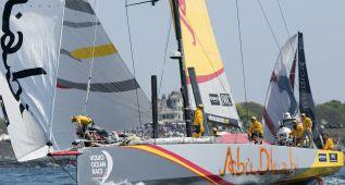 El 'Abu Dhabi', obligado a poner en cuarentena a dos tripulantes