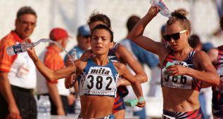 Fallece Annarita Sidoti, oro mundial de marcha en 1997