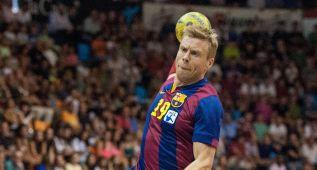 """Sigurdsson: """"Soy un profesional y mi trabajo es ganar títulos"""""""