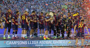 El Barcelona logra su segunda Liga perfecta consecutiva
