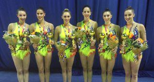 El conjunto español se cuelga la medalla de plata en Taskent