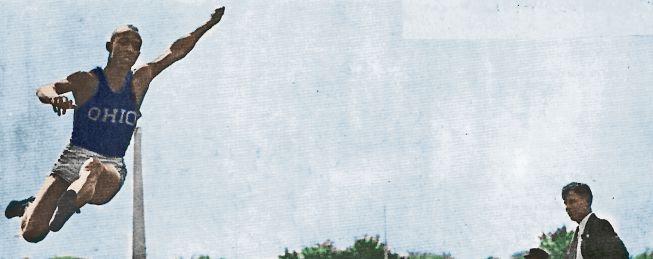 El Día de los Días: los seis récords del gran Jesse Owens