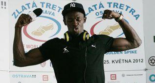 Bolt desembarca en Europa para los 200 metros de Ostrava