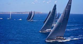 Los barcos más exclusivos del mundo se retan en Mahón