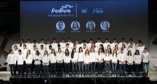 El Programa Podium promueve a 11 deportistas al ADO