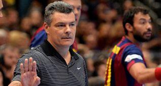 """Xavi Pascual: """"Fuimos mejores sin nuestro mejor balonmano"""""""