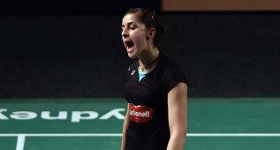 Carolina Marín gana en semis a Sung y jugará la final con Wang