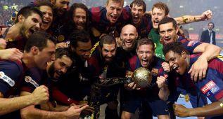 El Barcelona levanta su novena Copa de Europa en Colonia