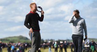 Kjeldsen se redimió en el desempate y ganó el Irish Open