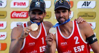 Herrera y Gavira se apuntan la medalla de oro en Moscú