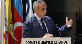 Seis españoles, presentes en las comisiones del COI