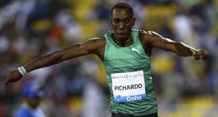 El cubano Pichardo desafía el récord de triple de Edwards