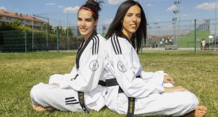 Eva y Marta Calvo: hermanas de plata en el taekwondo español