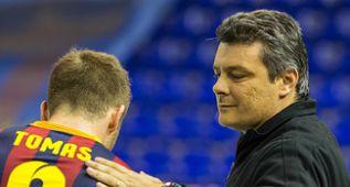"""Xavi Pascual: """"Mi equipo está rozando la excelencia"""""""