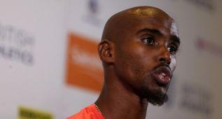 Farah no correrá en Birmingham por 'estrés' tras el caso Salazar