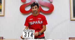 Bragado competirá en su 12º Mundial con 45 años