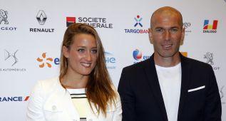 Zidane y Mireia, premios Diálogo a la amistad hispano-francesa