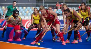 Gran Bretaña amarga el debut a España en el último cuarto