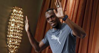 """Bolt llega a Nueva York para los 200: """"Quiero bajar ya de 20"""""""
