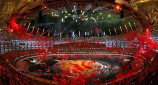 Bakú inaugura los Juegos con Lady Gaga en el escenario