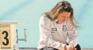 Mireia Belmonte, lesionada, apura para llegar al Mundial